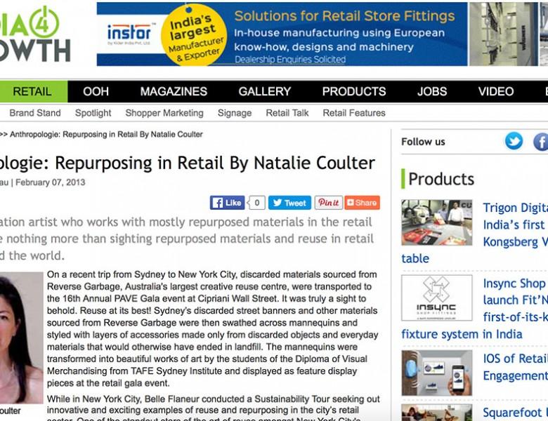Repurposing in Retail